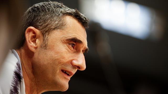 """Valverde: """"Convertir un título en algo previsible es una gran victoria"""""""