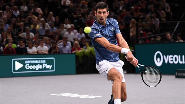 Paris-Bercy: Djokovic et Cilic prennent rendez-vous