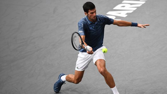 Djokovic – Sousa EN DIRECT