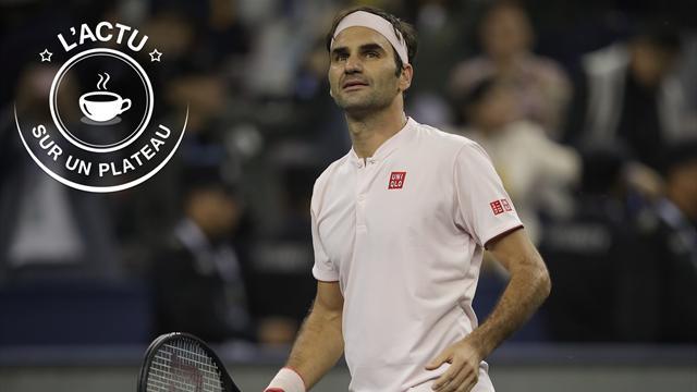 Federer, Nadal, multiplex, C1, Real : L'actu sur un plateau