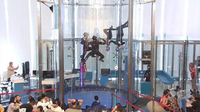 I Believe I Can fly! De hoogtepunten van het WK Skydiven...