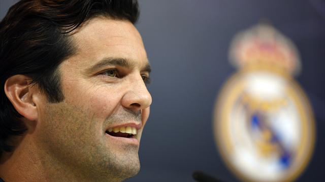 Real Madrid : Santiago Solari confirmé comme entraîneur
