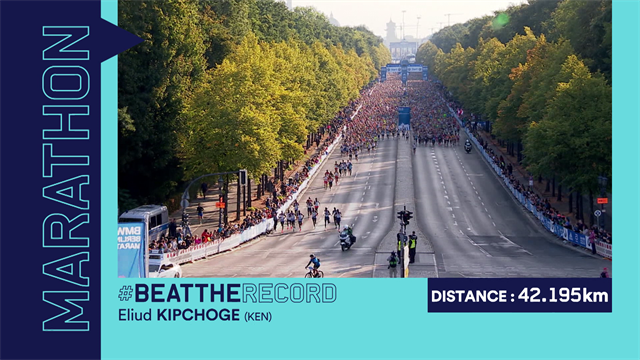 #BeatTheRecord - How Eliud Kipchoge smashed the marathon world record