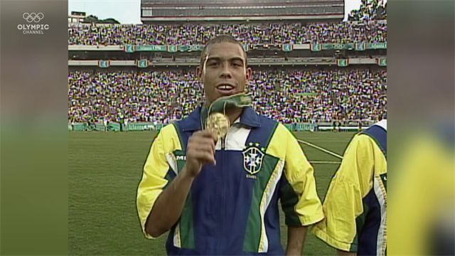 Olympic Channel : Ronaldo's Olympics highlights