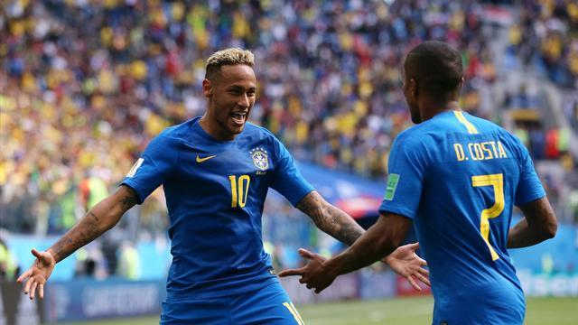 Olympic Channel: Neymar every Olympic goal
