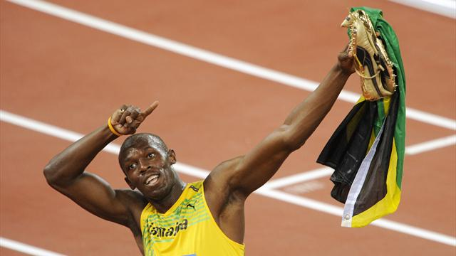 Olympic Channel : Usain Bolt every Olympic final