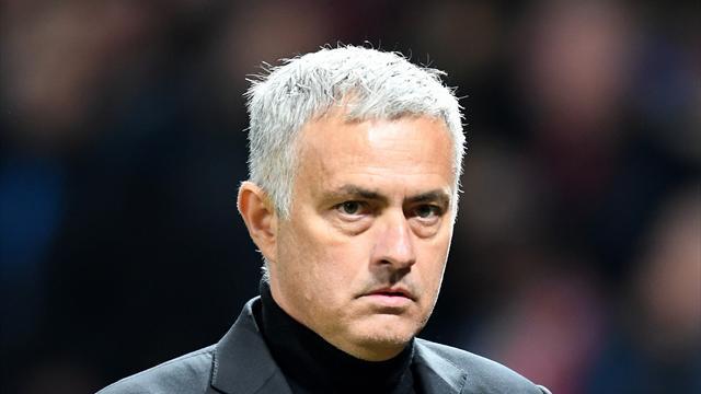 Pas de sanction contre Mourinho