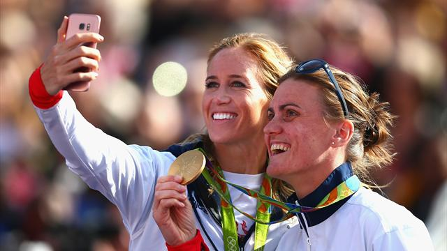 #Returnto2012 – Glover and Stanning win GB's first gold medal