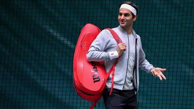 Raonic forfait, Federer passe sans jouer