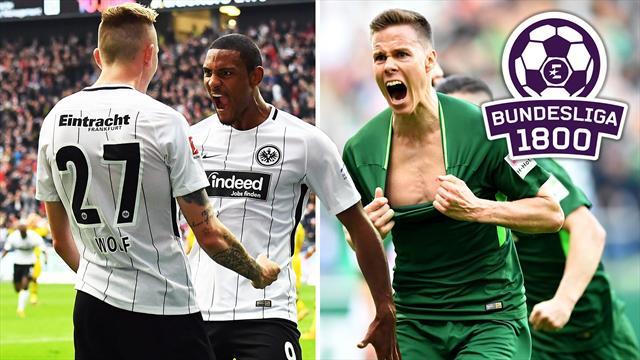 Bundesliga 1800 #41 | Unersetzlich! Diese Bundesliga-Stars dürfen nicht ausfallen