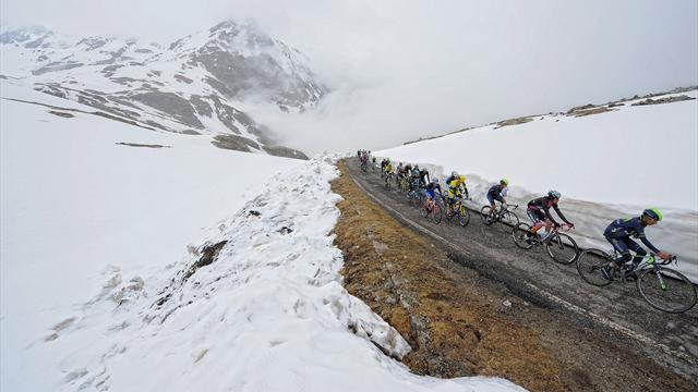 Chronos casse-pattes, mini-Lombardie et Passo Gavia... le parcours du Giro 2019 dévoilé
