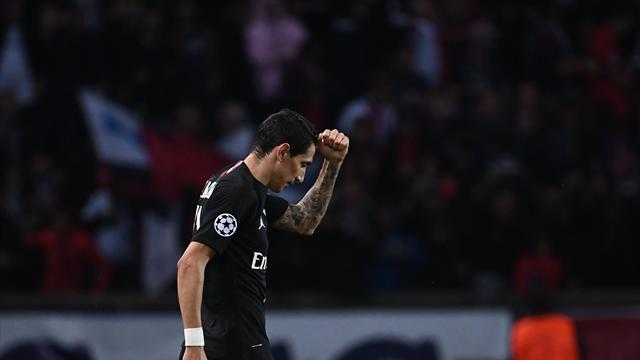 Argentine winger Di Maria extends PSG contract