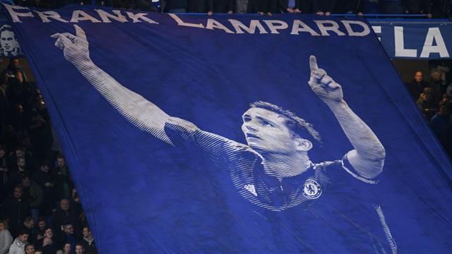Chelsea-Derby County: accoglienza da re per Frank Lampard al suo ritorno a Stamford Bridge