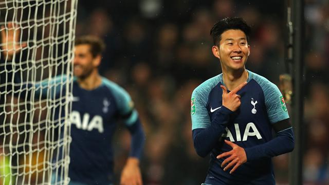 Tottenham a assuré, Arsenal et Chelsea ont tremblé