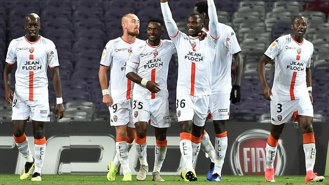 Metz marque le pas, Lorient retrouve le podium