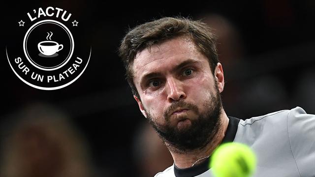 Masters Paris-Bercy, D-Rose, Coupe de la Ligue, Man City : L'actu sur un plateau