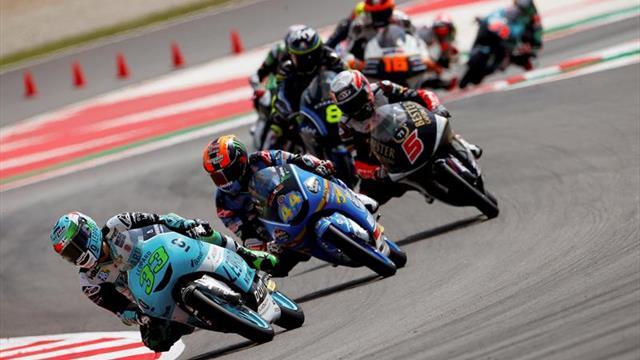 Masiá y Rodrigo son bajas para la carrera malaya