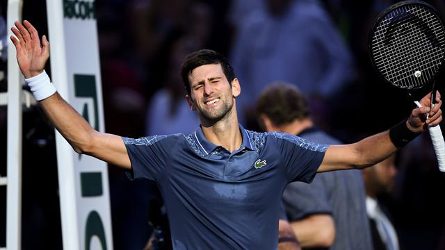 Djokovic: From total despair to domination again