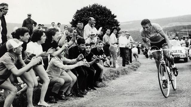 Anquetil et Poulidor, inséparables jusqu'au théâtre