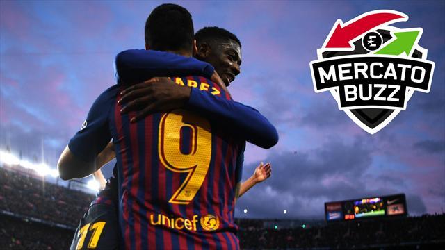 Cet hiver, Arsenal rêve de faire son marché du côté du Barça