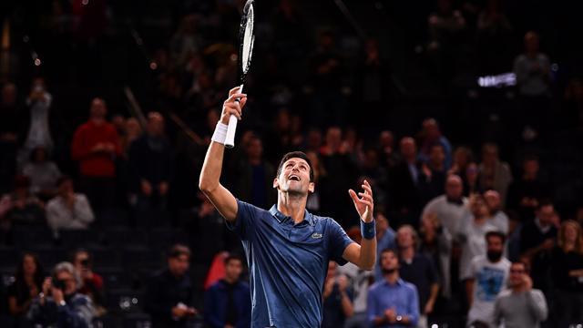 Djokovic : «Si vous m'aviez dit cela il y a cinq mois…»
