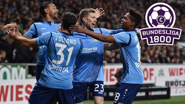 Bundesliga 1800 #42: What the... Leverkusen! Im Netz der Spinne