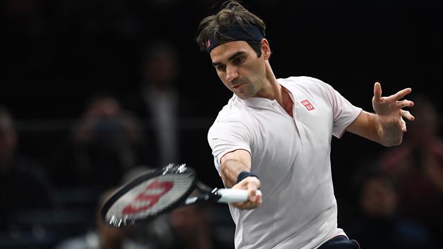 Sans soucis mais sans génie, Federer retrouve la saveur d'une victoire parisienne