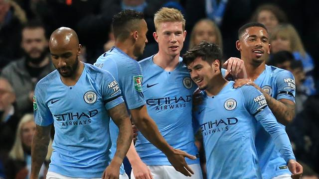 Porté par sa jeunesse, Manchester City verra les quarts