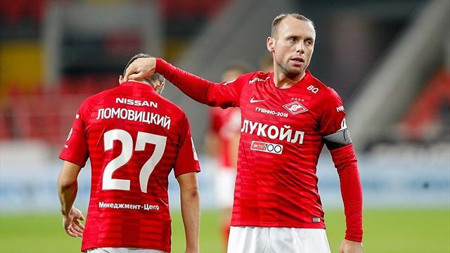 «СЭ»: Цорн начнет работу в «Спартаке» с продажи Глушакова и Ханни