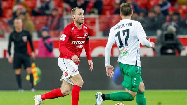 Рианчо: «Пока я в «Спартаке», на поле будут выходить те футболисты, которых хочу я»