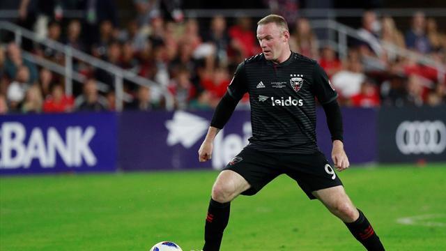 Freistoßhammer, Kunstschuss & Co.: Die besten Rooney-Tore in der MLS