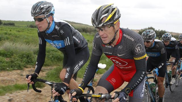 Wiggins defends decision to include Armstrong as an 'icon' in book