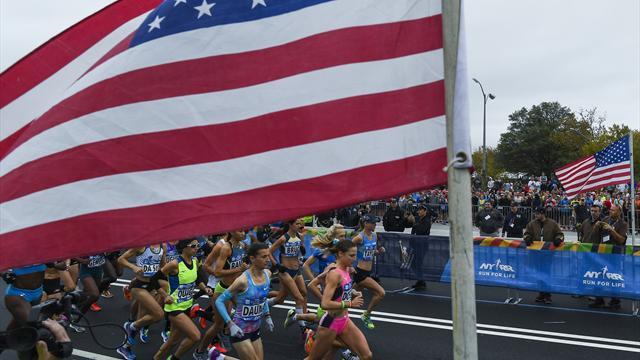 La 48ª edición del Maratón de Nueva York, este domingo en Eurosport 1