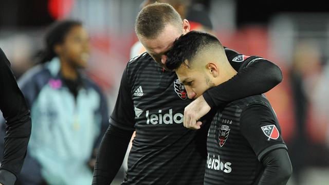 Höjdpunkter: Rooney straffmissare när DC United åkte ur slutspelet
