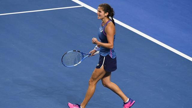 Elite Trophy Julia Görges Im Halbfinale Gegen Ashleigh Barty Wta