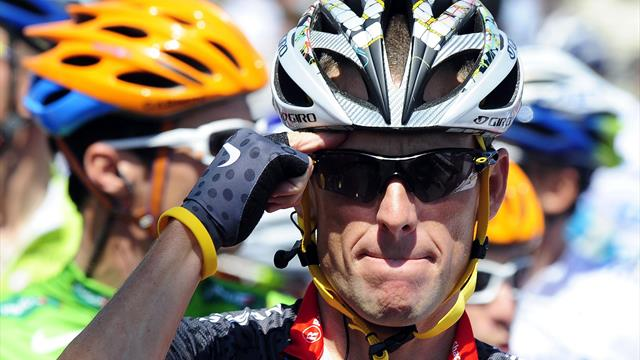UCI president Lappartient rebukes Wiggins over Lance Armstrong praise