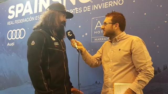 """Regino Hernández: """"Entreno igual que antes de la medalla para que vengan más"""""""