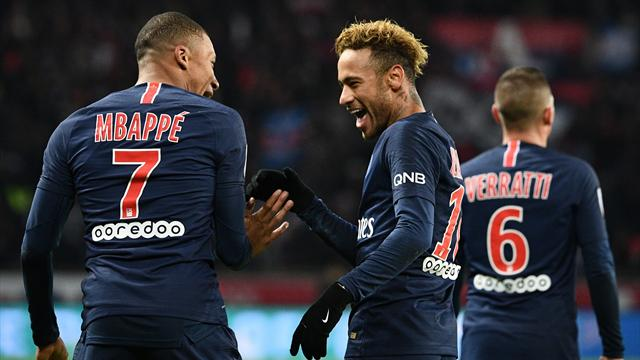Xavi: Neymar more likely to match Messi than Mbappe