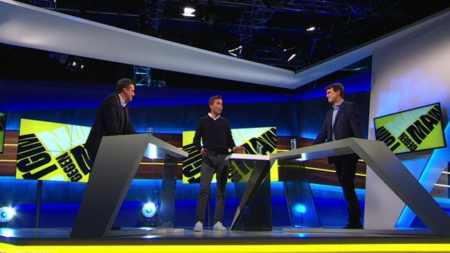 Mann gegen Mann - die komplette Sendung: Berthold und Gottschalk zu BVB und Bayern