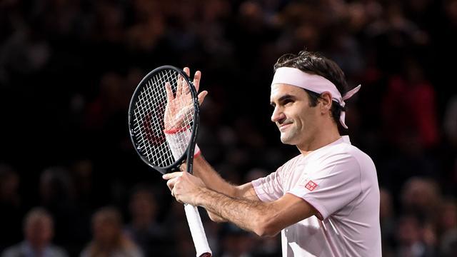 Magia Federera ciągle działa