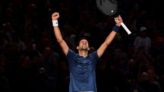 Djokovic comes from behind to beat Cilic in Paris quarter-finals