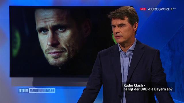 Berthold: Warum die Bayern froh über einen starken BVB sind
