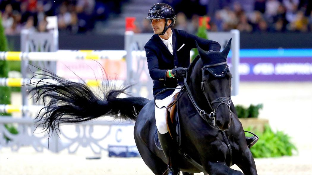 Lyon takes centre stage for fourth Longines FEI World Cup show
