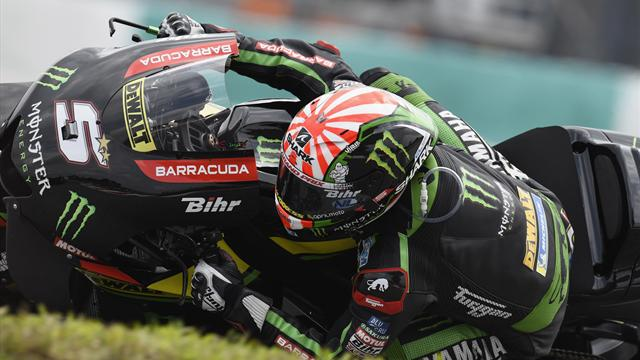 Zarco gains pole after Marquez impeding penalty