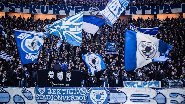 Hertha Ultras