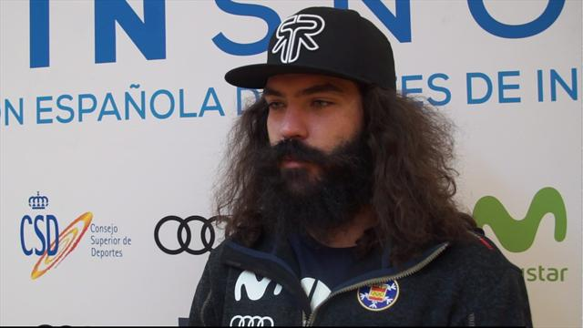 """Regino Hernández: """"Mi objetivo esta temporada es el Mundial de EE.UU."""""""