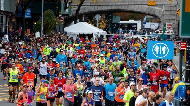 """Courir le marathon de New York à 8 ans... et en 3 heures : """"Ça m'a retourné la tête"""""""