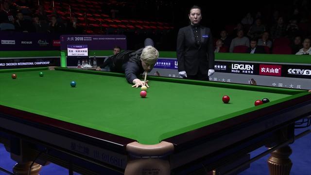 Robertson macht Halbfinal-Sieg gegen Lisowski klar