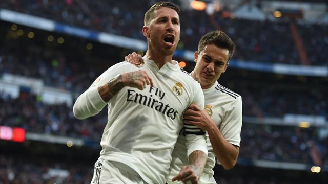Kurioser Gehaltsstreit bei Real: Ramos will 1 Euro mehr als Bale