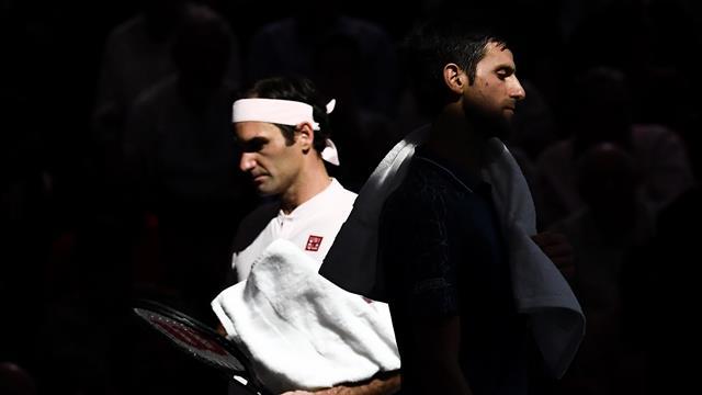 ATP Finals: Sin Nadal pero con el duelo Djokovic-Federer como aliciente